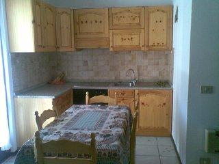 Bilocale in montagna con ampio balcone coperto - Bognanco vacation rentals