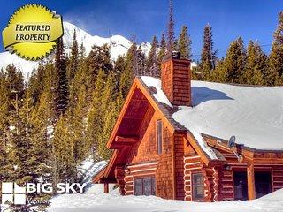 Big Sky Resort | Powder Ridge Cabin 1 Moose Ridge - Big Sky vacation rentals