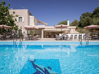 Villa Almyros SPECIAL OFFER - 30% discount for April & May - Georgioupolis vacation rentals