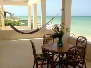 Deco Beach Club - Villa #1- Beach with Style! - Chelem vacation rentals