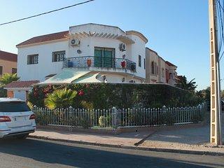 Maison 350 m² tout confort avec piscine - Ben Slimane vacation rentals