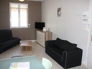Appartement Berck-Plage 2 à 5 personnes - Berck-sur-Mer vacation rentals