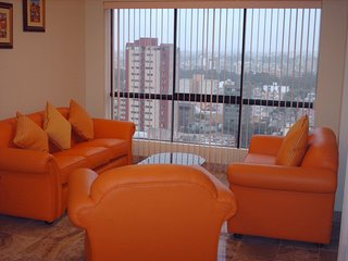 Luxury San Isidro Condo with Spectacular View 1604 - Lima vacation rentals