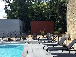 Pavillon, le gîte du Buis au Domaine des Tilleuls, 10 minutes du Futuroscope - Montamise vacation rentals