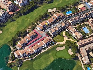 Apartment for Golf and Beach in Alicante city - Alicante vacation rentals