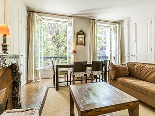 Apartment for 4 in a courtyard - St Germain 6th - Paris vacation rentals