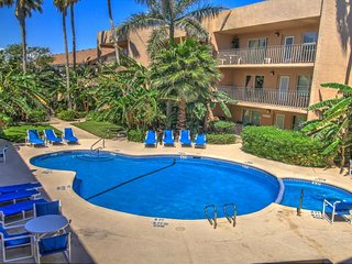 Ocean view condo, w/shared pool, hot tub, & prime location - South Padre Island vacation rentals