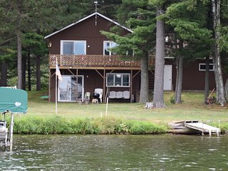 St Germain WI Secluded 3 Bedroom House - Sleeps 10 - Saint Germain vacation rentals