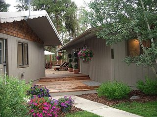 Charming & Warm Private 'in-Town' Home - Breckenridge vacation rentals