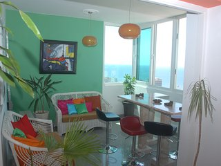 Gorgeous Condo with Balcony and Water Views - Tijuana vacation rentals