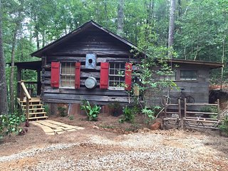 Authentic 1872 Log Cabin- Tallulah River - Tallulah Falls vacation rentals
