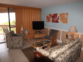 Hibiscus B203,Luxury 2 Bedroom-OceanFront Upgraded Condo, Extra Large Balcony - Saint Augustine vacation rentals