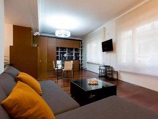 Spacious apartment near to La Rambla, Barcelona - Barcelona vacation rentals