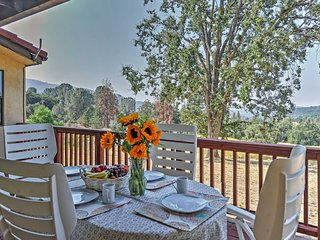 3BR Mariposa House on 70 acre Shooting Star Sanctuary! Near Yosemite Nat'l Park! - Mariposa vacation rentals