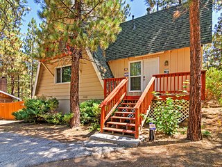 3BR Big Bear House w/Gorgeous Wooded Views! - Big Bear City vacation rentals