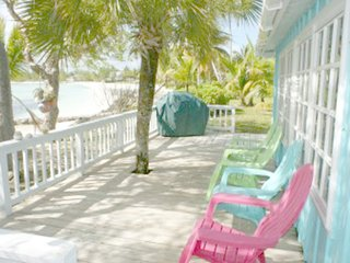 Osprey Nest 1 Bahamas Beachside Bungalow Sleeps 2 - Green Turtle Cay vacation rentals