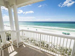 SALER SHORES: BEACH/GULF FRONT HOME, PRIVATE POOL - Destin vacation rentals