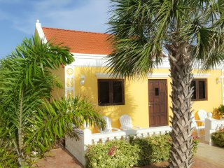 Yellow Cunucu Villa with Pool - Oranjestad vacation rentals