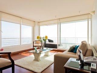 Oceanview modern apartment in trendy Reñaca - Renaca vacation rentals
