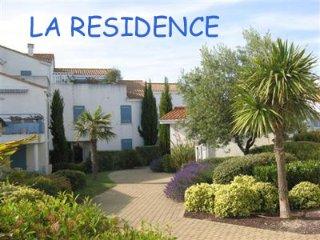 Vaux Sur Mer/Royan /saint palais - 7 pers, 2 ch - - Vaux-sur-Mer vacation rentals