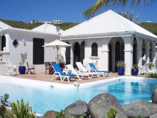 La Mission - Ideal for Couples and Families, Beautiful Pool and Beach - Terres Basses vacation rentals