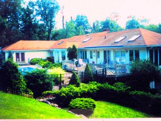 """THE HILLTOP""-40Mins From NYC- Private Estate - Pomona vacation rentals"