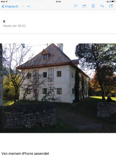 Old house in a spectacular stting - Hinterstoder vacation rentals
