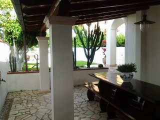A nice and central Villa at 450 mt from the beach - San Felice Circeo vacation rentals