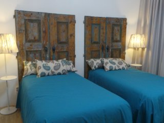 DEGEBE COUNTRY HOUSE Deluxe Twin Room D. Sebastião - Évora vacation rentals