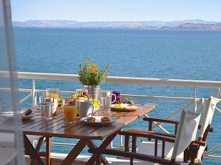 Waterfront 1 Bedroom apartment, near Nafplion. - Nauplion vacation rentals