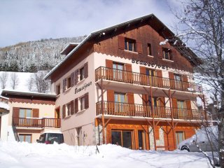 Nice Condo with Balcony and DVD Player - Saint-Sorlin-d'Arves vacation rentals