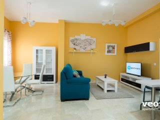 Jesus del Gran Poder 2. 2 bedrooms, 4 people - Seville vacation rentals