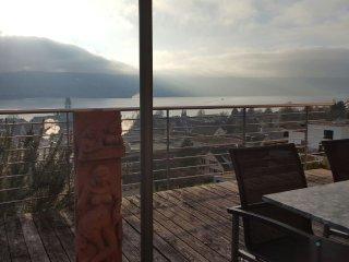 View over Zurichlake, luxury stile to life & work - Zurich vacation rentals