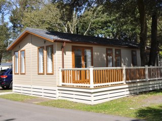 The Beach Hut, Lodge 126, Sandhills Holiday Park - Avon vacation rentals