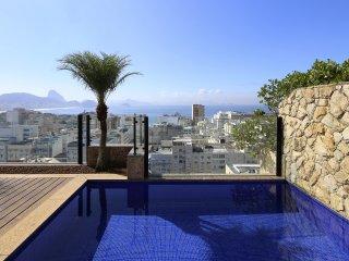Rio034 - Penhouse Ipanema - Rio de Janeiro vacation rentals