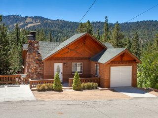 "Ski Slopes View! 4 Bdrm - ""Ski Haus"" - City of Big Bear Lake vacation rentals"