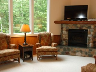 3 bedroom Apartment with Fireplace in Lake Placid - Lake Placid vacation rentals