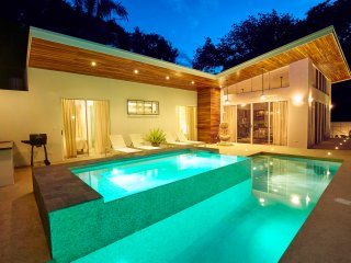 Casa Bliss, a new modern home, close to surf and yoga. - Nosara vacation rentals