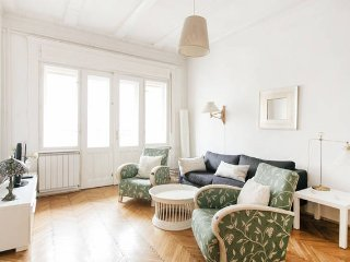 Scandinavian style apt with balcony downtown - Budapest vacation rentals