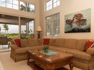 Luxury Property with Golf and Mauna Kea Views - Waikoloa vacation rentals