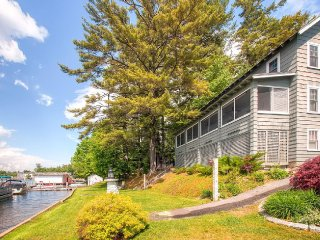 Large Winnipesaukee Waterfront House - Weirs Beach vacation rentals