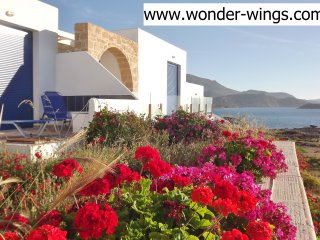 Villa Wonder Wings - Karpathos: 30mt from the sea! - Karpathos Town vacation rentals