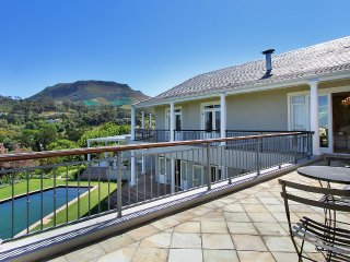 Stunning 7 Bedroom Villa with private pool and views - Constantia vacation rentals