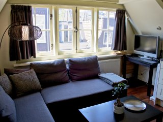 Amsterdam Center Mini-Penthouse Leidseplein - Amsterdam vacation rentals
