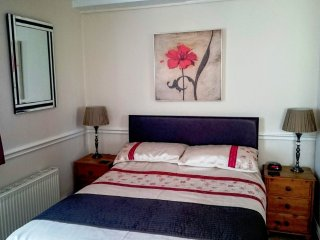 Thurlestone Guest House Bedroom 1 (Double) - Carbis Bay vacation rentals