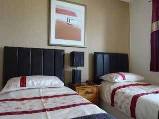 Thurlestone Guest House Bedroom 2 (Double/Twin) - Carbis Bay vacation rentals