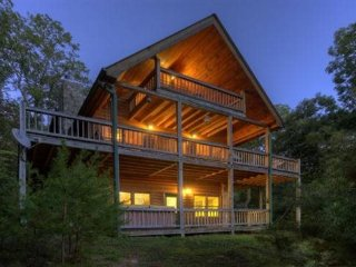 Pet Friendly Mountain Vacation Home In Blue Ridge - Ellijay vacation rentals