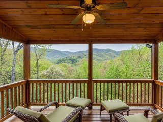 3 bedroom Custom Georgia Mountain Cabin - Ellijay vacation rentals