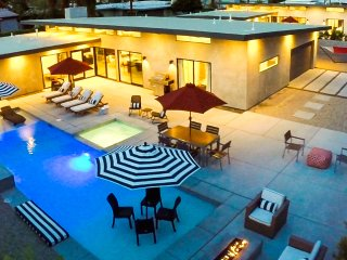 Brand New: 10 Bed 12 Bath Pristine Luxury Estate - Palm Springs vacation rentals