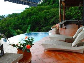Casa Terraza Sea View with Gentle Breezes - Manuel Antonio National Park vacation rentals